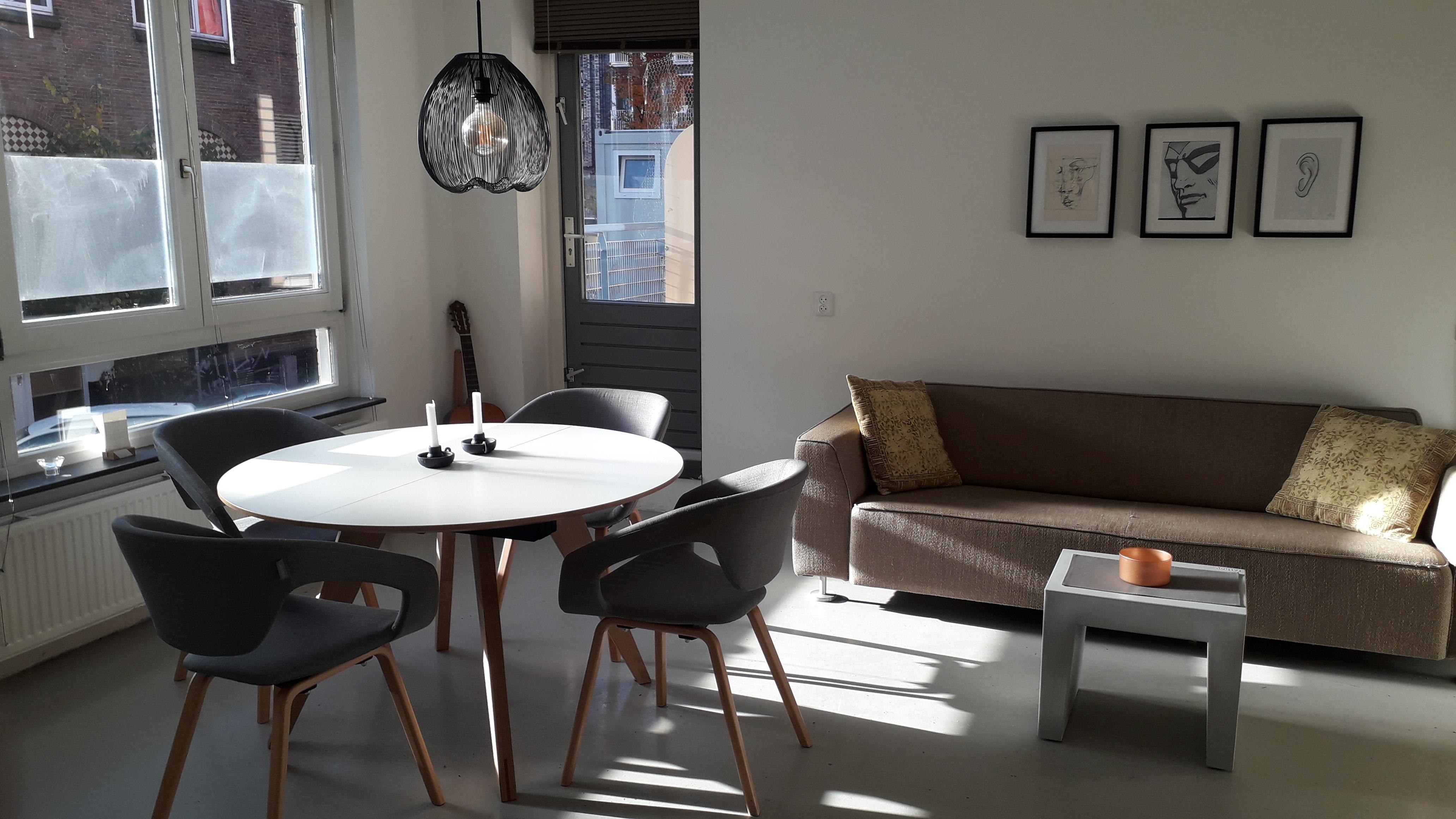 Bright Scandinavian Design Apartment Amsterdam West photo 61283