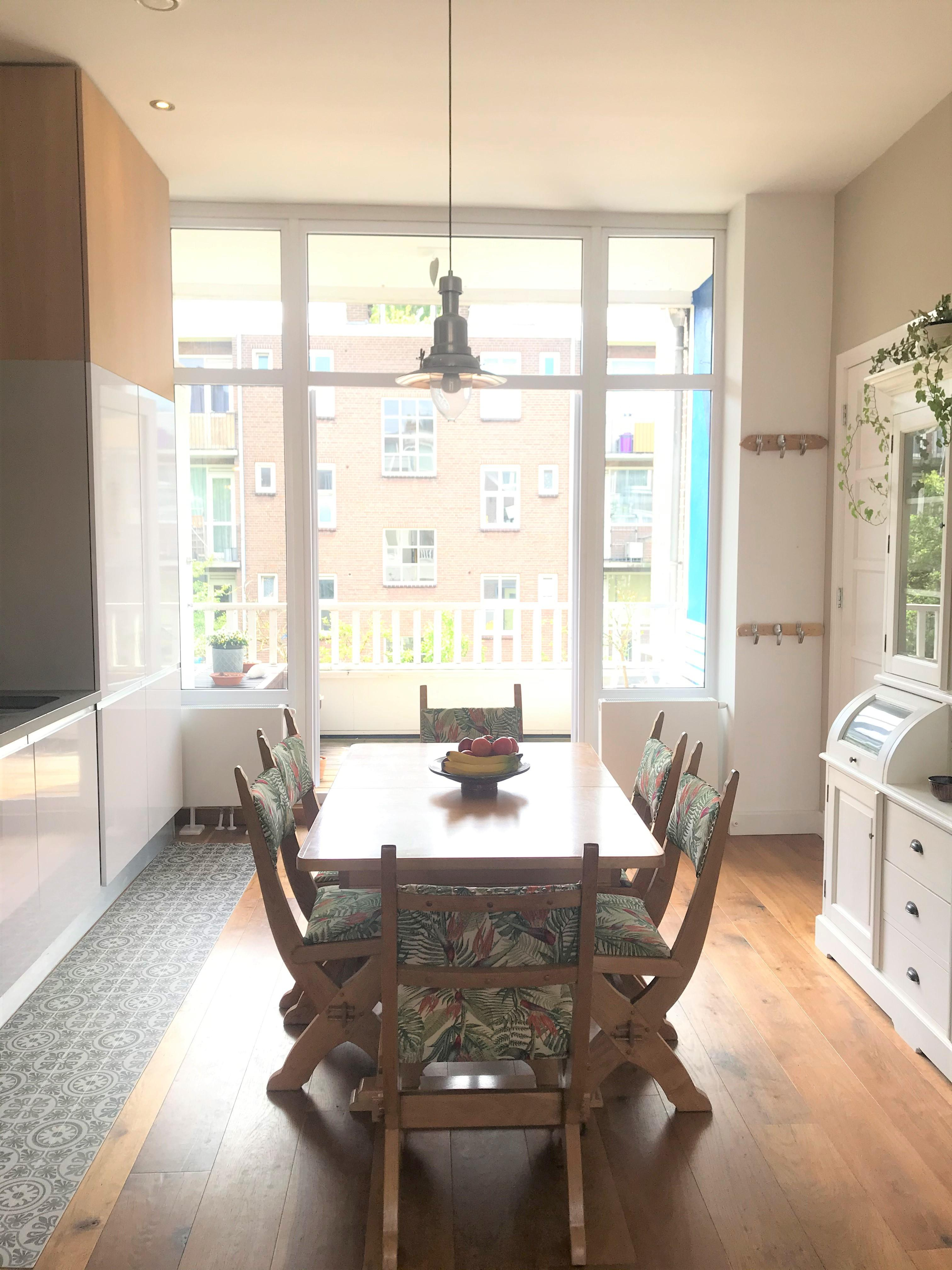 Artist's Apartment in West Amsterdam  photo 30607587