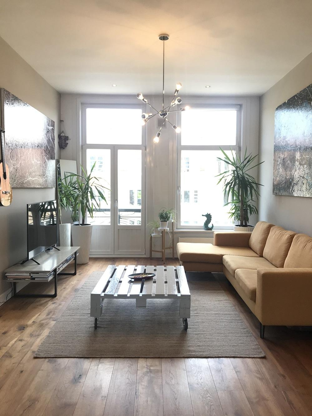 Artist's Apartment in West Amsterdam  photo 30607731